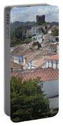 Queen Isabella's Castle Portugal Portable Battery Charger