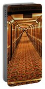 Queen Mary Hallway Portable Battery Charger