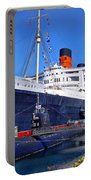 Queen Mary Ship Portable Battery Charger