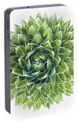 Queen Victoria Agave Succulent Portable Battery Charger