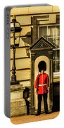 Queens Guards. Portable Battery Charger