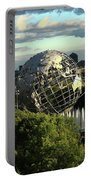 Queens New York City - Unisphere Portable Battery Charger