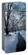 Queen's Park Pathway Portable Battery Charger