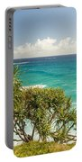 Queensland Coastline Portable Battery Charger