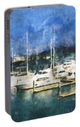 Queensland Marina Portable Battery Charger