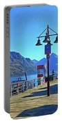 Queenstown's Majestic Mountains Portable Battery Charger