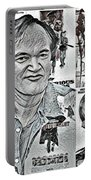 Quentin Tarantino  Portable Battery Charger