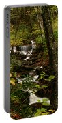 Quiet Autumn Stream Portable Battery Charger