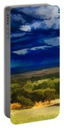 Quiet Before The Storm Portable Battery Charger