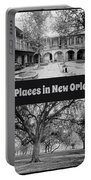 Quiet New Orleans Portable Battery Charger