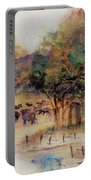 Quiet Pastures Portable Battery Charger