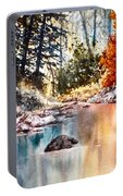 Quiet Reflections Portable Battery Charger