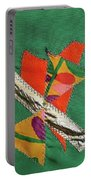 Quilt Block 2 Portable Battery Charger