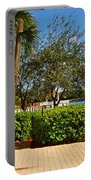 Quite Corner In Weston Florida Portable Battery Charger