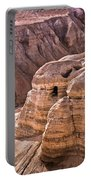 Qumran Cave 4, Israel Portable Battery Charger