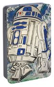 R2d2'd Portable Battery Charger