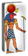 Ra - God Of The Sun Portable Battery Charger
