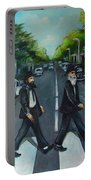 Rabbi Road Portable Battery Charger
