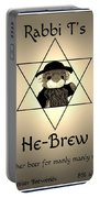 Rabbi T's He-brew Portable Battery Charger