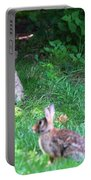 Bunny Love Portable Battery Charger