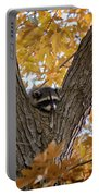 Raccoon Nape Portable Battery Charger