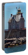 Race Rock Lighthouse Portable Battery Charger