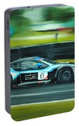 Racing Car Portable Battery Charger