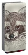 Racoon Portable Battery Charger