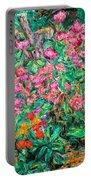 Radford Flower Garden Portable Battery Charger