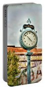 Radford Virginia - Time For A Visit Portable Battery Charger