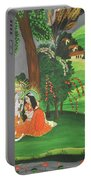 Radha Krishna  Portable Battery Charger
