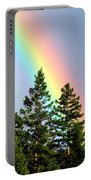 Radiant Rainbow Portable Battery Charger