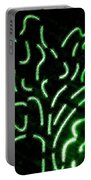 Radiant Trees Abstract  Portable Battery Charger