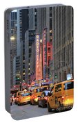 Radio City Music Hall New York Portable Battery Charger