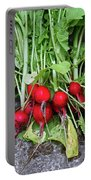 Radish Harvest Portable Battery Charger