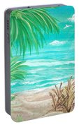Raelee's Beach Portable Battery Charger