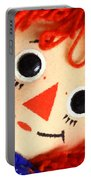 Raggedy Ann Portable Battery Charger