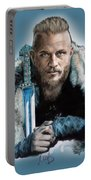 Ragnar Lothbrok Portable Battery Charger