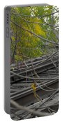 Rail Overgrowth Portable Battery Charger
