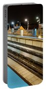 Rail Perspective Portable Battery Charger