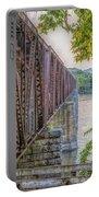 Railroad Bridge14 Portable Battery Charger