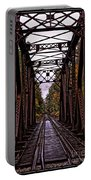 Railroad Trestle Portable Battery Charger