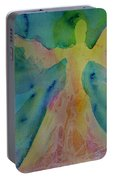 Rainbow Angel Portable Battery Charger