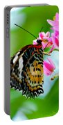 Rainbow Butterfly Portable Battery Charger