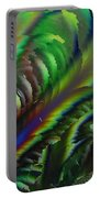 Rainbow Crystals Portable Battery Charger