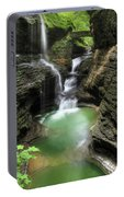 Rainbow Falls Portable Battery Charger