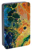 Rainbow Flow Portable Battery Charger