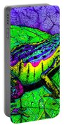 Rainbow Frog 2 Portable Battery Charger