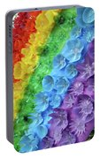 Rainbow Portable Battery Charger