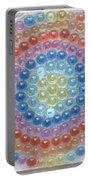 Rainbow Mandala Portable Battery Charger